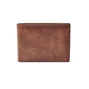 Derrick Front Pocket Bifold - (Brown)