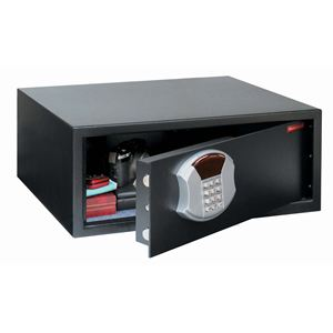 1 Cu.Ft. Low Profile Steel Security Safe