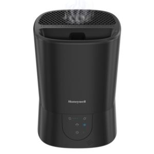 Soothing Comfort Warm Mist Humidifier Black
