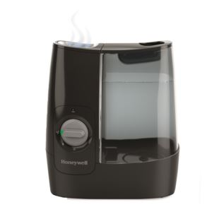Warm Mist Humidifier Black