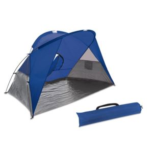 Oniva Cove Sun Shelter w/ Storage Bag Blue