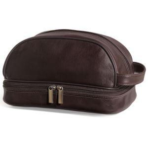 The GIs Leather Toiletry Kit