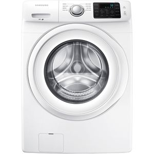 4.2 Cu. Ft. Front Load Washer - White