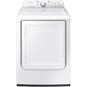 7.2 Cu. Ft. 3000 Series Gas Dryer - White