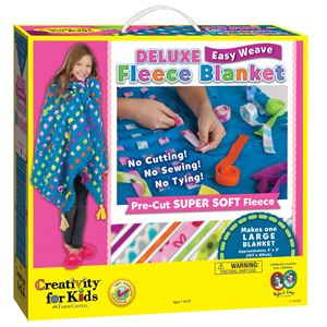 Deluxe Easy Weave Fleece Blanket