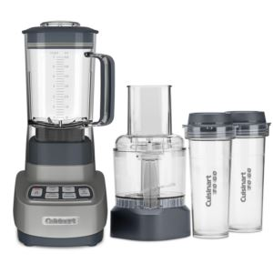 1 HP Blender/Food Processor - Gunmetal