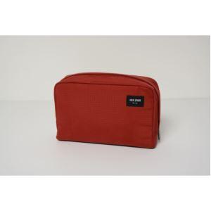 Slim Toiletry Kit - Red