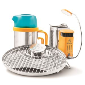 CampStove 2 Bundle - KettlePot Grill Flexlight