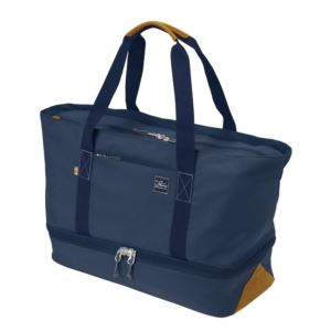 Whidbey Travel Tote - Midnight Blue