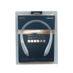 Bluetooth Pro Series Behind the Neck Headphone - (
