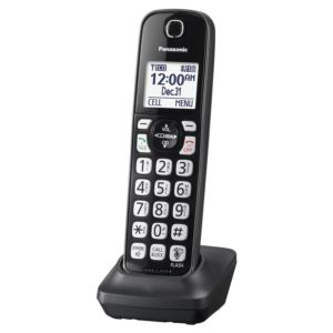 Extra Handset TGD Series Black