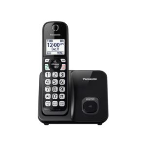 Multi Handset Phone System Black