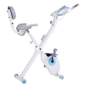 Body Rider 2-in-1 Folding Upright/Recumbent Bike