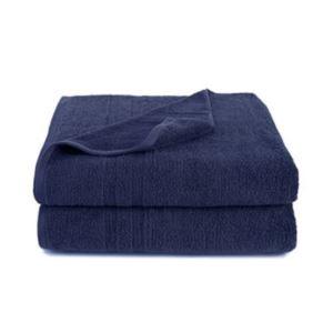 2 - Piece Bath Sheet Set - (Estate Blue)