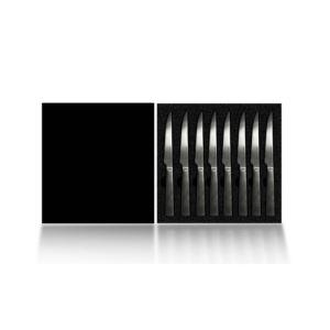 8-Piece Stainless Steel Steak Knife Set