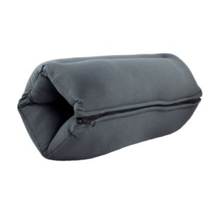 Zipparoll Neck Roll & Back Support Dark Gray
