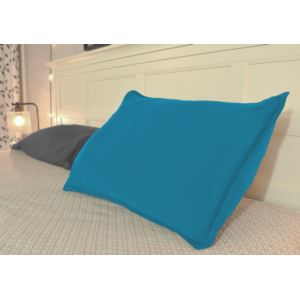 Sleepyby Pillow w/ Turquoise Pillowcase