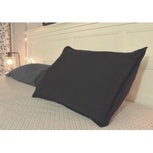 Sleepyby Pillow w/ Dark Gray Pillowcase