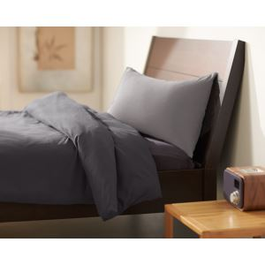 Sleepybo Pillow w/ Light Gray Pillowcase