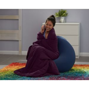 Cozybo Blanket Purple