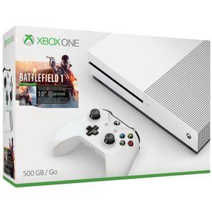 Xbox One S Battlefield 1 Bundle 500GB