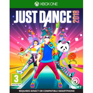 Just Dance 2018 by Ubisoft