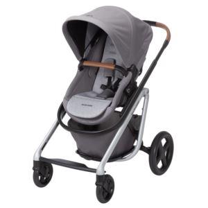 Lila Modular Stroller System Nomad Gray