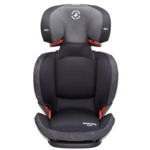 RodiFix Booster Car Seat Nomad Black