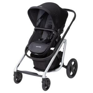 Lila Modular Stroller System Nomad Black