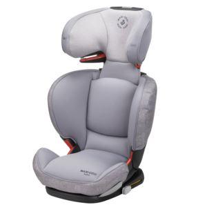 RodiFix Booster Car Seat Nomad Gray