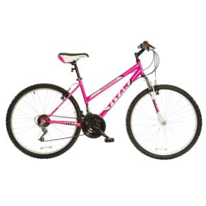 Hot Pink Ladies Pathfinder Mountain Bike