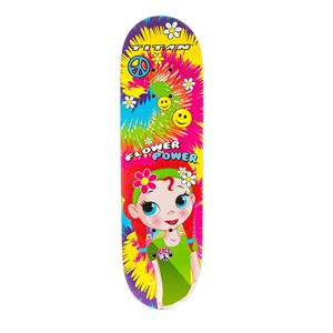 "28"" Flower Princess Skateboard"