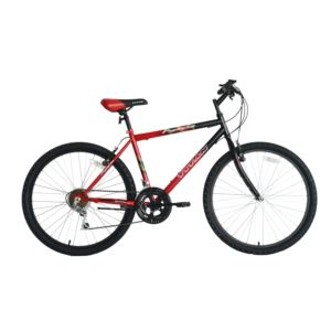 "26"" Men's Pioneer Mountain Bike"", Red"