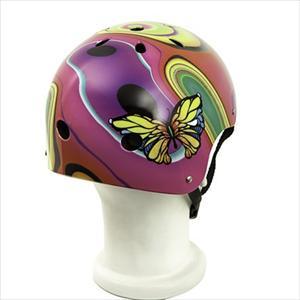 Butterfly Jive Skateboard Helmet