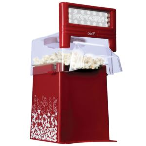 Collapsible Popcorn Maker