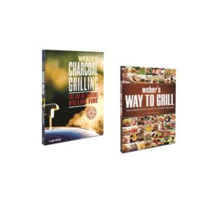 KIT Way-To-Grill & Charcoal Grilling Books