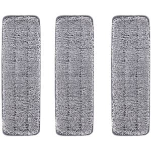 3-piece Mop Pad Replacement Set for SPRAY-250 Spray Mop