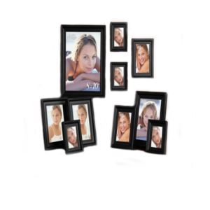 Picture Frame Set - (10 Piece)