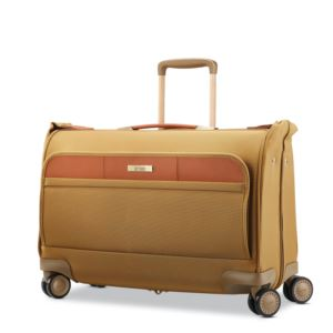 Hartmann Ratio Classic Deluxe 2 Carry on Spinner Garment Bag- Safari