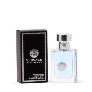 Versace Pour Homme EDT Spray - (1 oz)