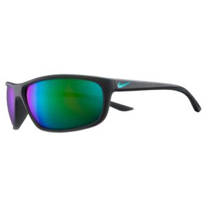 Rabid Sunglasses - Matte Sequoia/Clear Jade