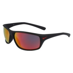 Adrenaline-Matte Black Grey with Infrared mirror lens