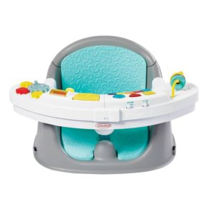 Music & Lights 3-in-1 Discovery Seat & Booster