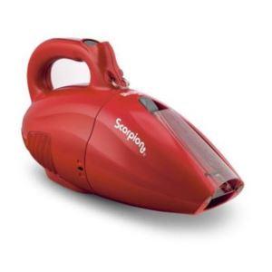 Scorpion Quick Flip Corded Bagless Handheld Vacuum