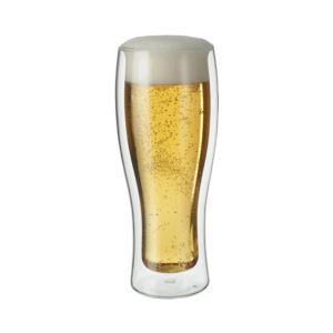 Sorrento 2-Piece Double Wall Beer Glass Set