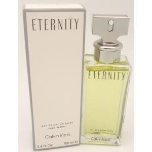 Eternity For Women 3.4 Oz Fragrance