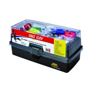 Go Fish Extreme Tackle Box Kit