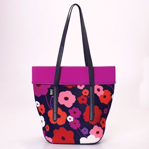 City Tote - Lush Flower