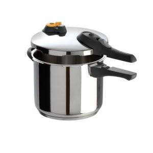 Ultimate Series 6.3 Qt. Pressure Cooker SS