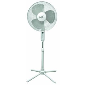 Pedestal Fan - (White)